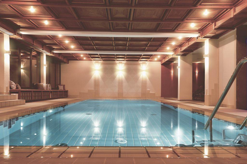 Schwimmbad Kunzmann's Hotel