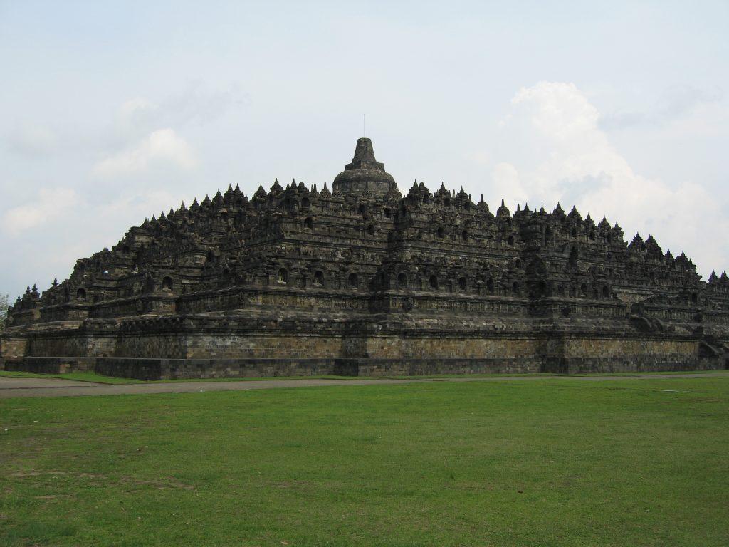 Borobodur Tempel in Java