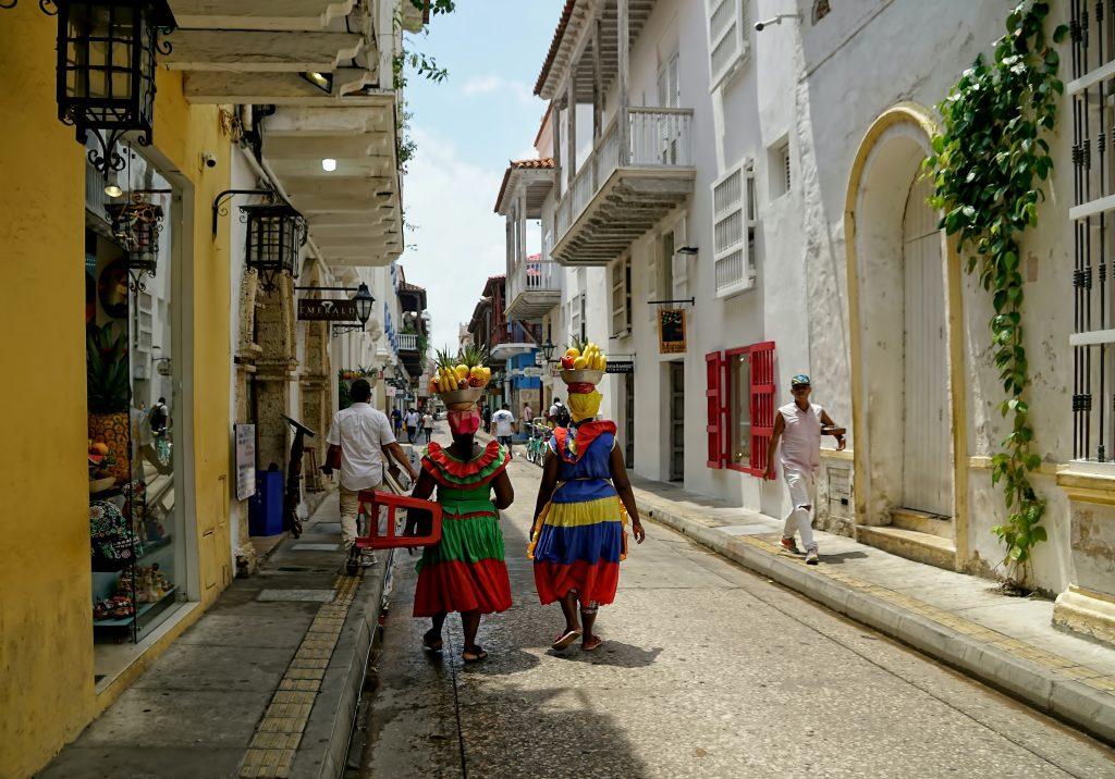 Cartagena Kolumbien Rundreise